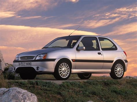 history   ford fiesta   parkers