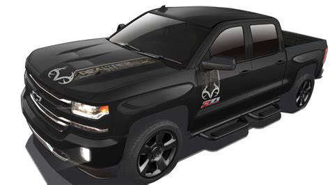 2016 Chevrolet Silverado Realtree Edition Photo Gallery