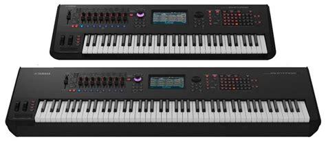 yamaha montage 6 yamaha montage 6 7 8 synthesizers review rating