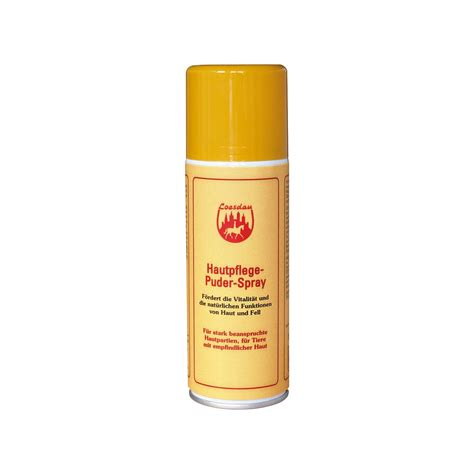 loesdau hautpflege puder spray regeneration hautpflege
