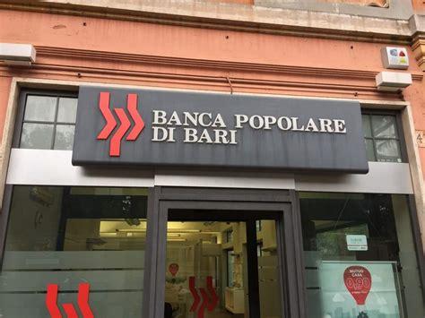 banche popolare banche sospesa multa consob a popolare bari vvox
