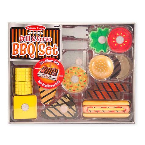 Melissa Doug Barbecue Set 19280 Pirum