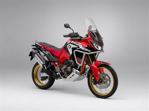 Honda Africa Twin Set To Evolve For 2020