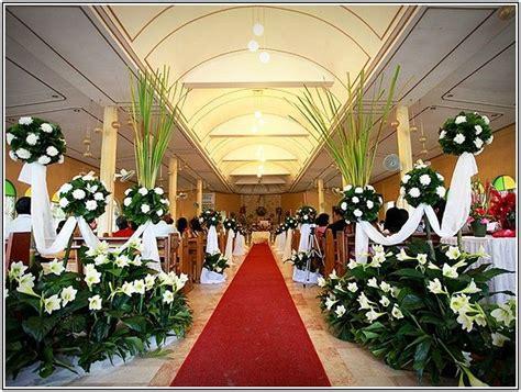 Church Wedding Arch Decorations 99 Wedding Ideas