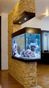 18  Incredible Indoor Aquarium Design Ideas For Inspiring