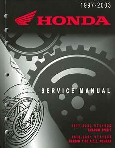Honda Vt1100c Service Manual Pdf
