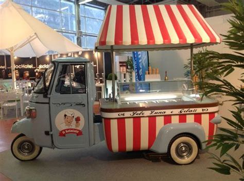 208 w main st, urbana (il), 61801, united states. Ape Gelatini - Lagermax   Carritos de comida, Camión de comida, Carrito de helados