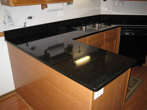 black galaxy kitchen by granite yelp