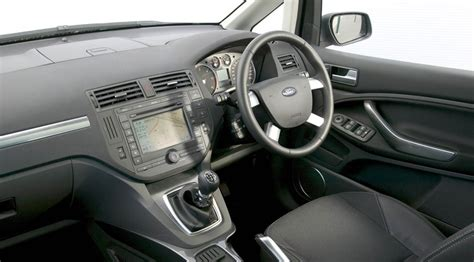 ford c max interieur ford c max 2 0 tdci titanium 2008 review by car magazine