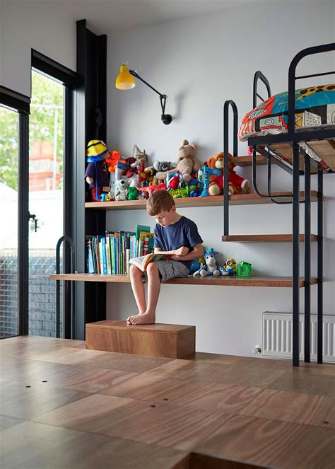 custom design turns  floor  toy storage space