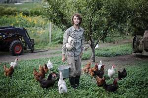 Idealistic young farmers are using small-scale organic ...