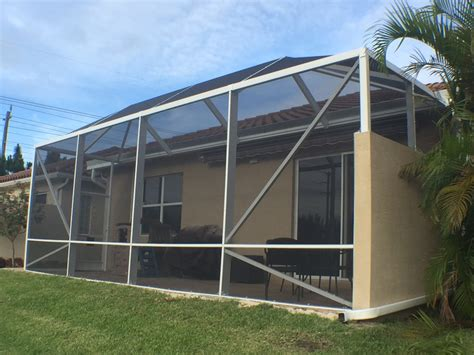 pool screen enclosures west palm fl patio screen