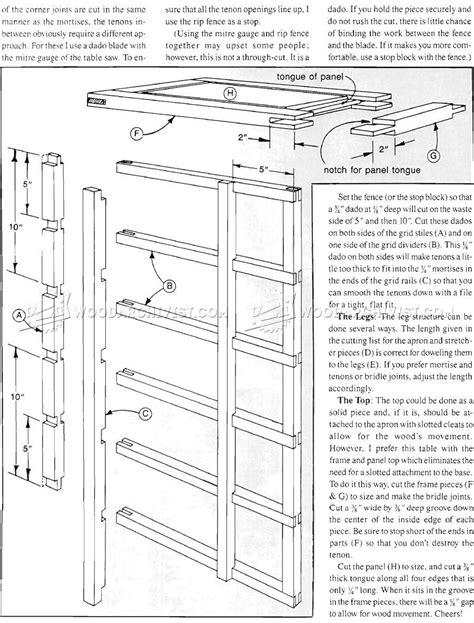 wine rack table plans woodarchivist
