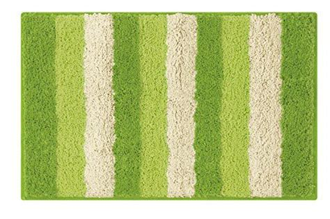 lime green bath mats  add color   bathroom
