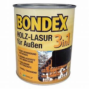Holz Weiß Streichen Aussen : farbenwelt wimmer bondex holz lasur f r aussen 3in1 ~ Whattoseeinmadrid.com Haus und Dekorationen