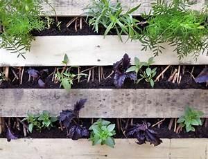 Vertikaler Garten Selber Bauen : vertikaler garten anleitung noch ein diy projekt aus ~ Lizthompson.info Haus und Dekorationen