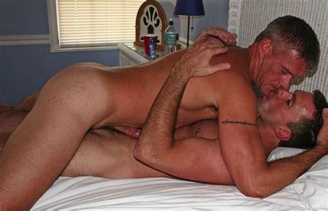 Men Sleeping Naked Together