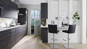 cuisinella les cuisines 2016 diaporama photo With delightful meuble bar design contemporain 9 meuble table basse contemporaine couleur chne gris