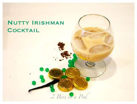 nutty irishman nutty irishman cocktail 2 bees in a pod