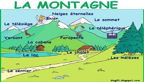 Carte De Montagne Ce1 by Bien S 251 R Montagnes De