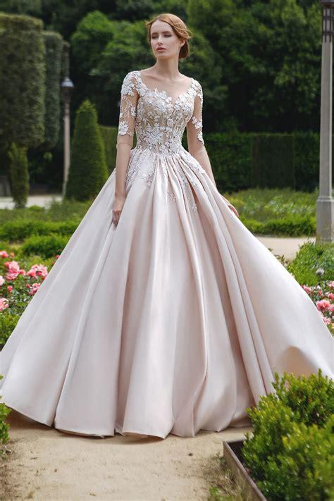 Модные свадебные платья 20182019 фото новинки тренды