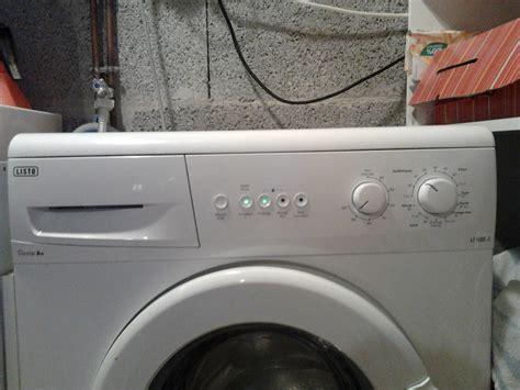 forum tout electromenager fr panne lave linge listo lf 1005 2