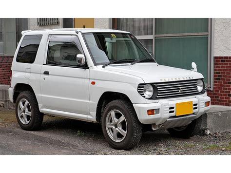 Mitsubishi Mini Suv by Mitsubishi Pajero Mini 1994 1995 1996 1997 1998 Suv