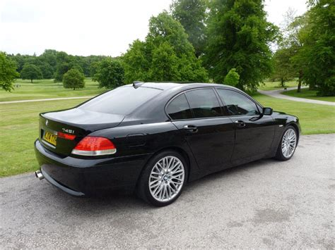 Used 745i Bmw For Sale by Used 2004 Bmw 7 Series 745i Sport 4dr Auto For Sale In