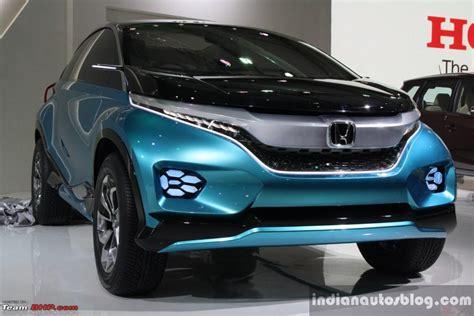 Honda To Develop Brio-based Compact Suv