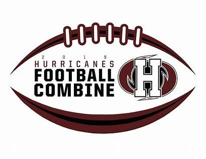 Combine Football Hurricanes College Results Holland Event