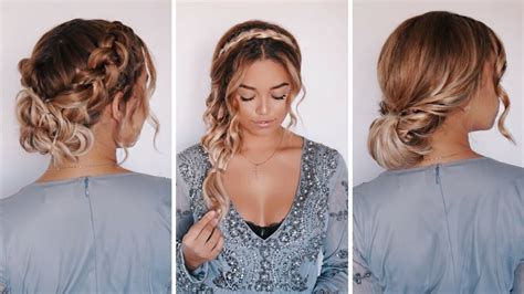 3 Pinterest Worthy Hairstyles for the Holiday Season