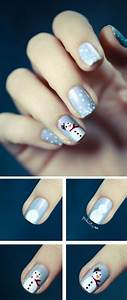 Christmas Nail Polish Ideas Pinterest Best Video