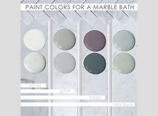 Paint Colors That Go With Grey Bathroom Cabinets Modern