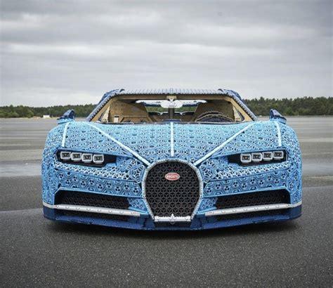 Dünyanın en prestijli araba üreticilerinden birinin ürünü olan bu muhteşem lego technic 42083 bugatti chiron modeliyle yenilikçi mühendisliği ve tasarımı kutla. Meet The Life-Size LEGO Technic Bugatti Chiron You Can Actually Drive - Vehicles | Katalay.net