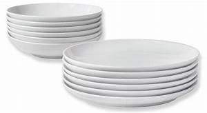 Geschirr Eckig Weiß : kahla tafelservice 12 teilig porzellan five senses wei online kaufen otto ~ Whattoseeinmadrid.com Haus und Dekorationen