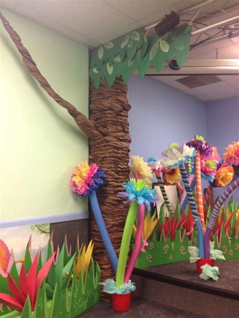 Vbs Decorations - 310 best dramatic play jungle rainforest safari zoo