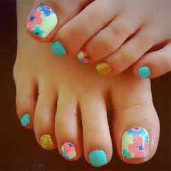 Spring toe nail art designs ideas trends stickers