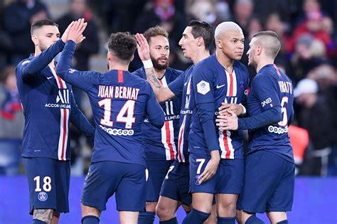 PSG : de belles promesses avant d'attaquer 2020 - Ligue 1 ...