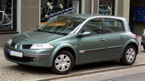 Renault Megane 2004 by 2004 Renault Megane Ii Classic Pictures Information And
