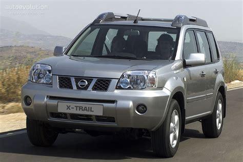 nissan x trail specs 2003 2004 2005 2006 2007 autoevolution