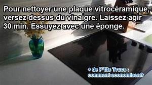 Nettoyer Une Plaque Vitrocéramique : comment nettoyer une plaque vitroc ramique avec du ~ Melissatoandfro.com Idées de Décoration