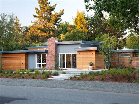 Midcentury Modern Curb Appeal Eichler Expansion