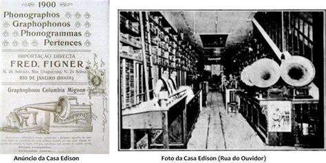 edison casa mosca na sopa o primeiro samba gravado 224 100 anos quot pelo