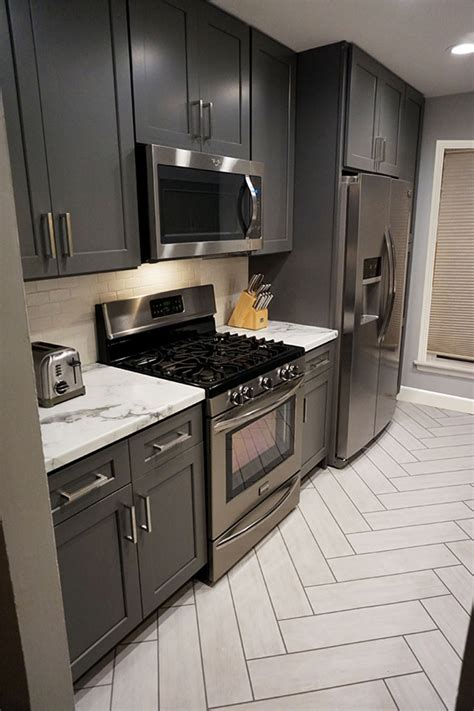 rta shaker kitchen cabinets buy shaker gray rta ready to assemble kitchen cabinets 4923