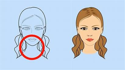 Draw Face Disegnare Wikihow Viso Come Step