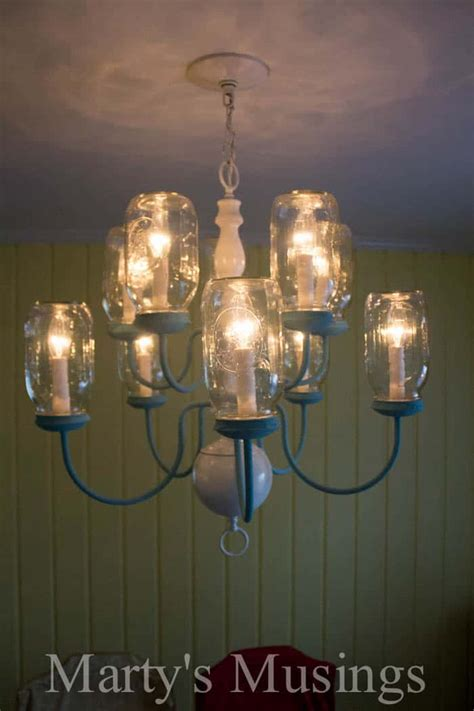 diy jar chandelier diy jar chandelier