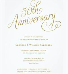 thermography wedding invitations free templates for 50th wedding anniversary invitations wedding invitation sle