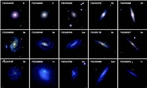 Table 3 Types of Galaxies - Pics about space