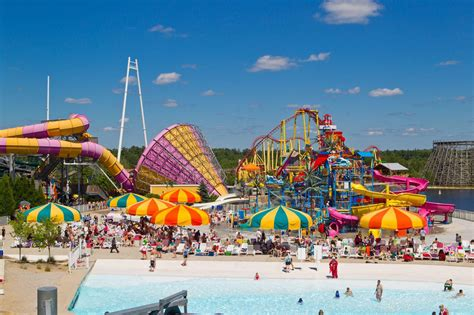 Michigan's Adventure Amusement and Water Park Opens for ...