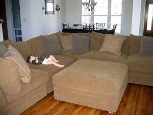 Big couch sectional big comfy couches pinterest for Big comfortable sectional sofa